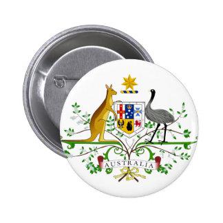 Australia AU Button