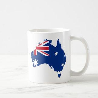 Australia AU Coffee Mug