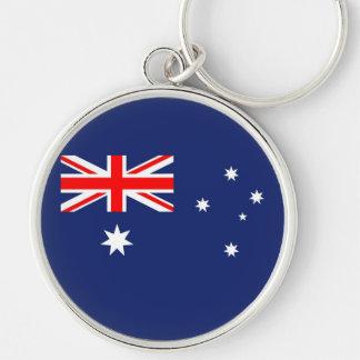 Australia Aussie Australian flag Keychain