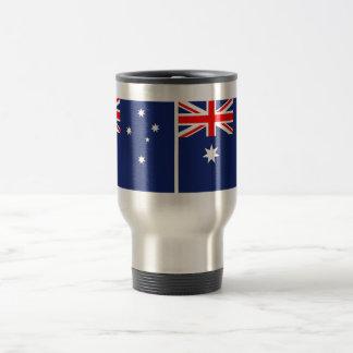 Australia Aussie Australian flag Travel Mug
