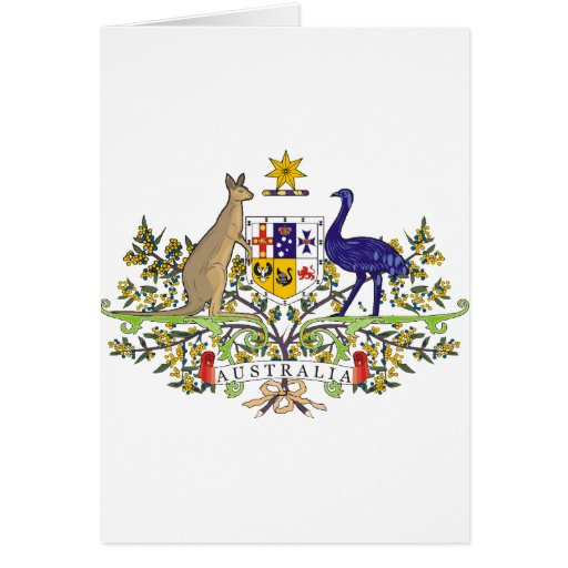 Australia, Australia Greeting Card
