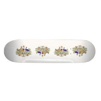 Australia, Australia Skateboard Deck