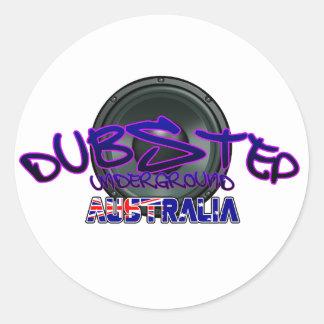 Australia Australian DUBSTEP Sticker