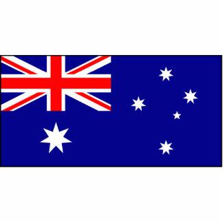 Australia – Australian Flag Photo Sculpture