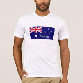 Australia australian flag souvenir t-shirt
