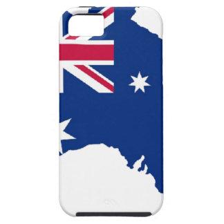 Australia bandera Australia Style diseño iPhone 5 Carcasas