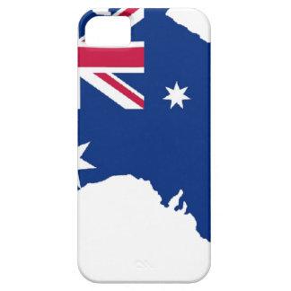 Australia bandera Australia Style diseño iPhone 5 Funda