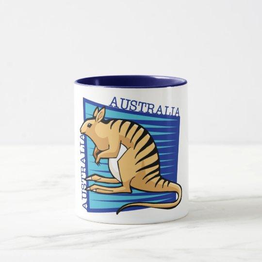 Australia Bandicoot Mugs