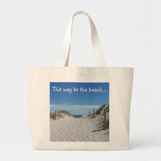 Australia Beach Bag