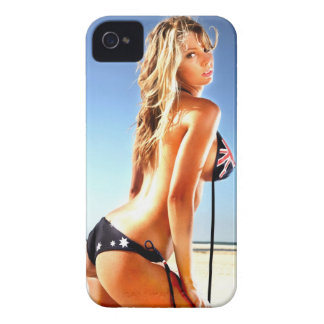 Australia Bikini Bash iPhone 4 Case-Mate Case