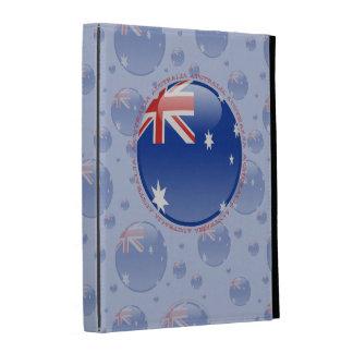 Australia Bubble Flag iPad Case