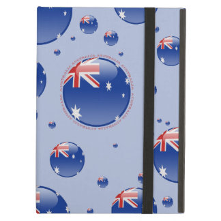 Australia Bubble Flag iPad Air Cover