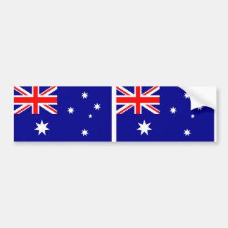Australia Car Bumper Sticker