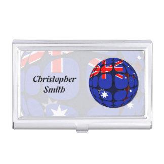 Australia Business Card Holder