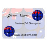 Australia Business Card Templates