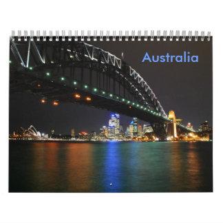 Australia Calendar