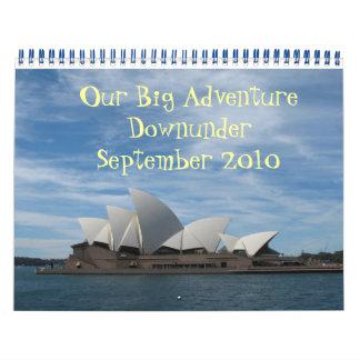 Australia Calendarios