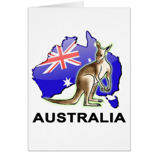 Australia Greeting Cards