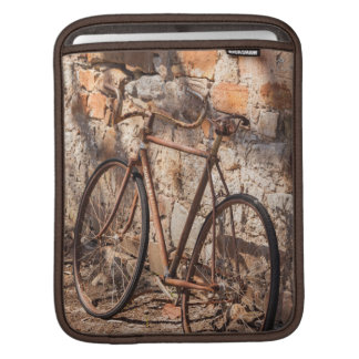 Australia, Clare Valley, Sevenhill, old bicycle Sleeve For iPads