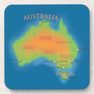 Australia Coaster