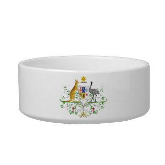 Australia Coat Of Arms Bowl