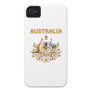 Australia Coat Of Arms Case-Mate iPhone 4 Case