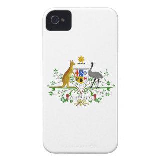 Australia Coat of Arms Case-Mate iPhone 4 Cases