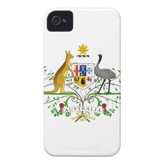 Australia Coat Of Arms Blackberry Case