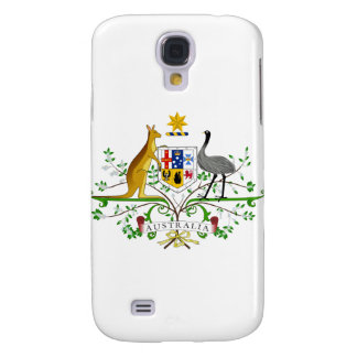 australia coat of arms samsung galaxy s4 cover