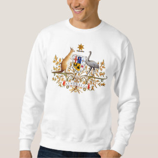 Australia Coat of Arms Sweatshirt