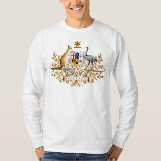 Australia Coat of Arms T Shirt