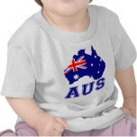 Australia Continent Shirt