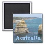Australia cool magnet design