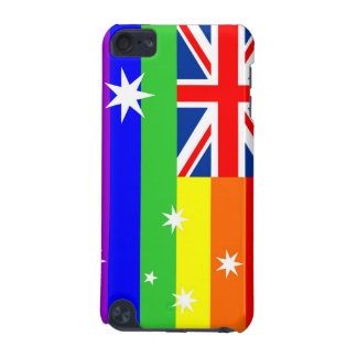 australia country gay proud rainbow flag iPod touch (5th generation) cover