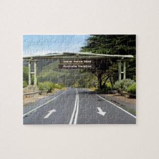 Australia Customizable Great Ocean Road Puzzles