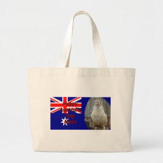 Australia Day Tote Bags
