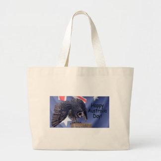 Australia Day Canvas Bags
