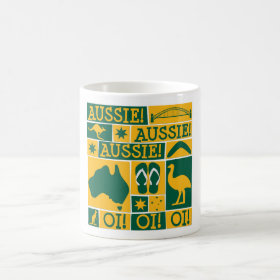 Australia Day Coffee Mug