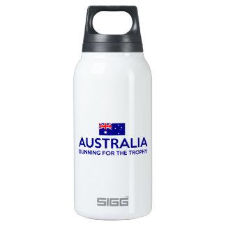Australia design insulated water bottle