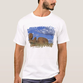 Australia, Devil's Marbles. Spherical sandstone T-Shirt