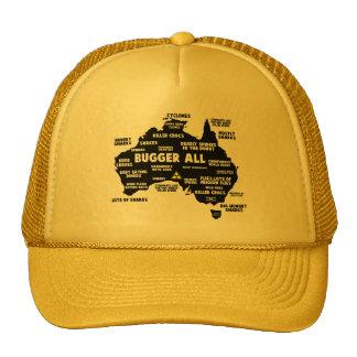 Australia divertida gorra