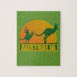 Australia divertida puzzles