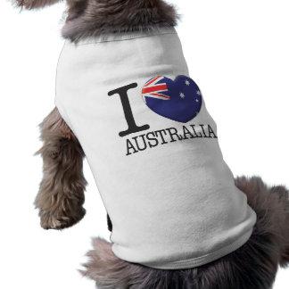 Australia Doggie Tee