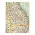 Australia eastern section post card