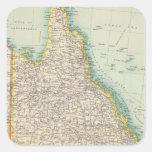 Australia eastern section sticker