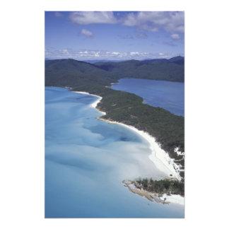 Australia, el Whitsundys, Queensland. Colina Fotografía