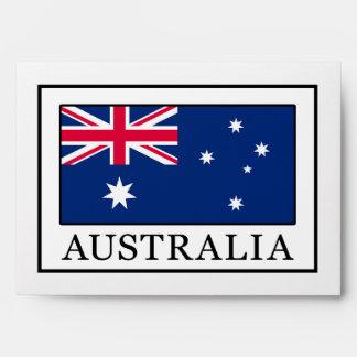 Australia Envelope