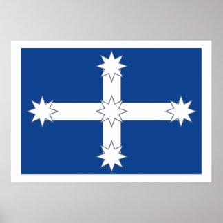 Australia Eureka Poster