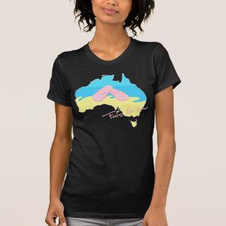 Australia - Feels like home (female) T-Shirt