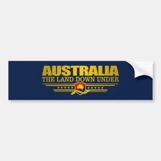 Australia Flag 3 Bumper Sticker